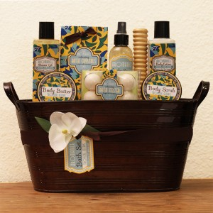 Tropical Escape Bath Set