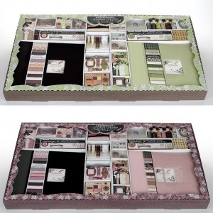 Costco Canada Scrapbooking Box