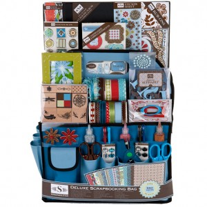 Costco Scrapbooking Tote