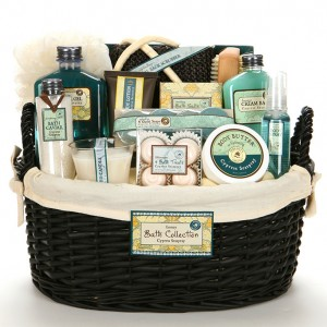 Cypress Seaspray Bath Set