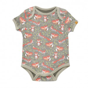 Foxes Infant Fabric